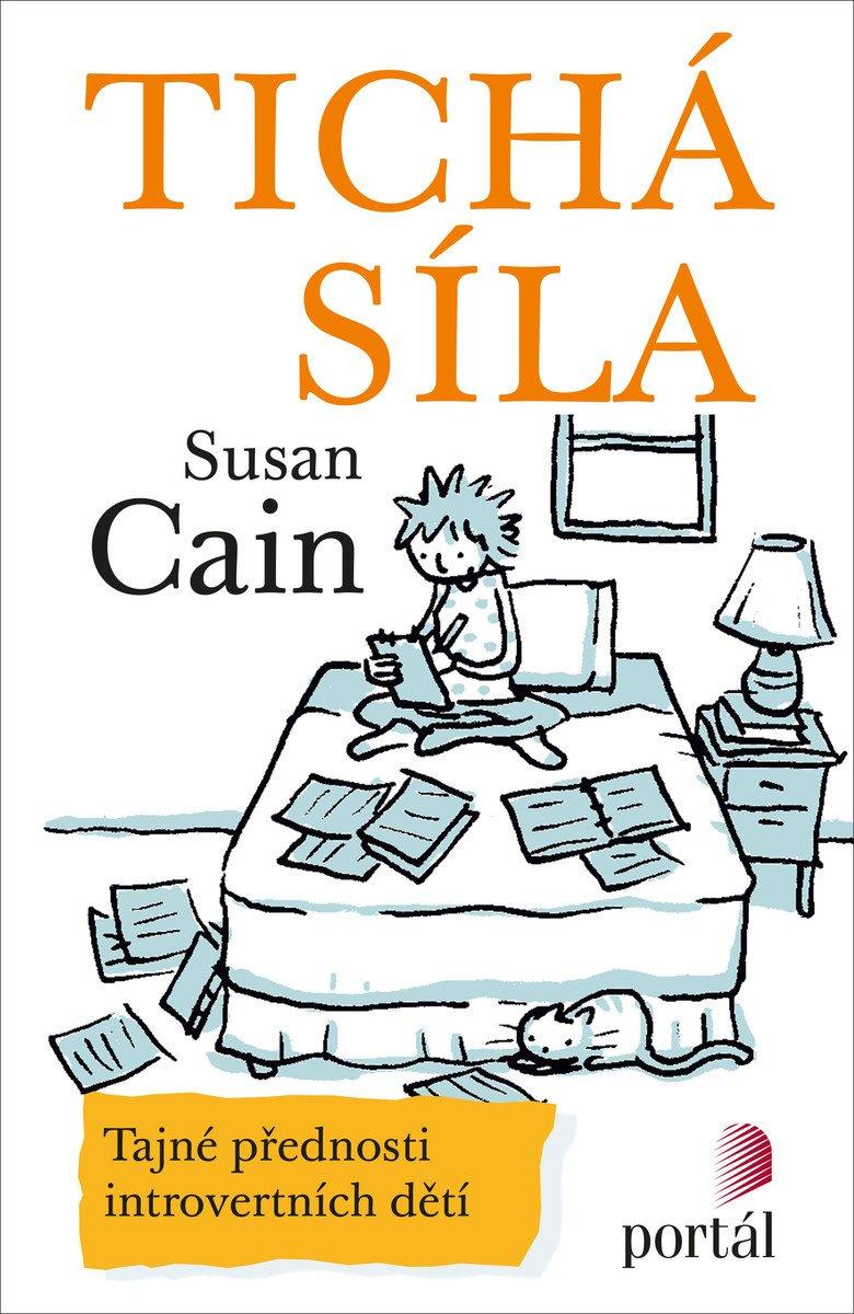 Tichá síla, introvert, Susan Cain