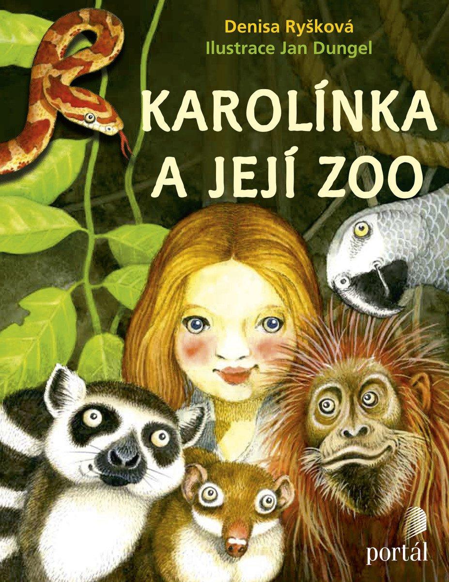 Karolínka a její zoo, Denisa Ryšková
