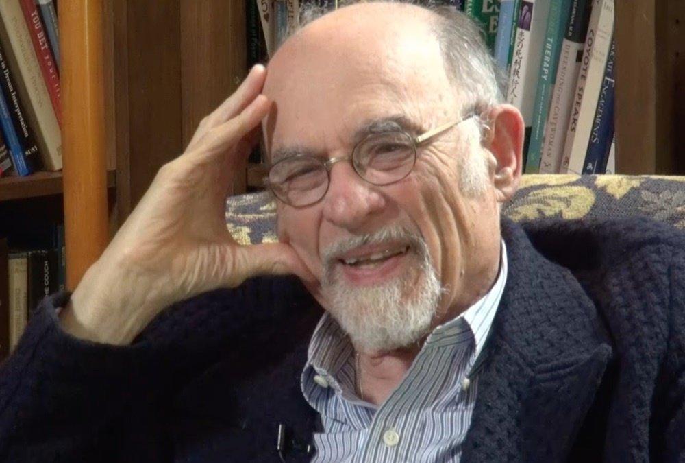 Irvin D. Yalom Stávám se sám sebou psychiatr psychoterapeut