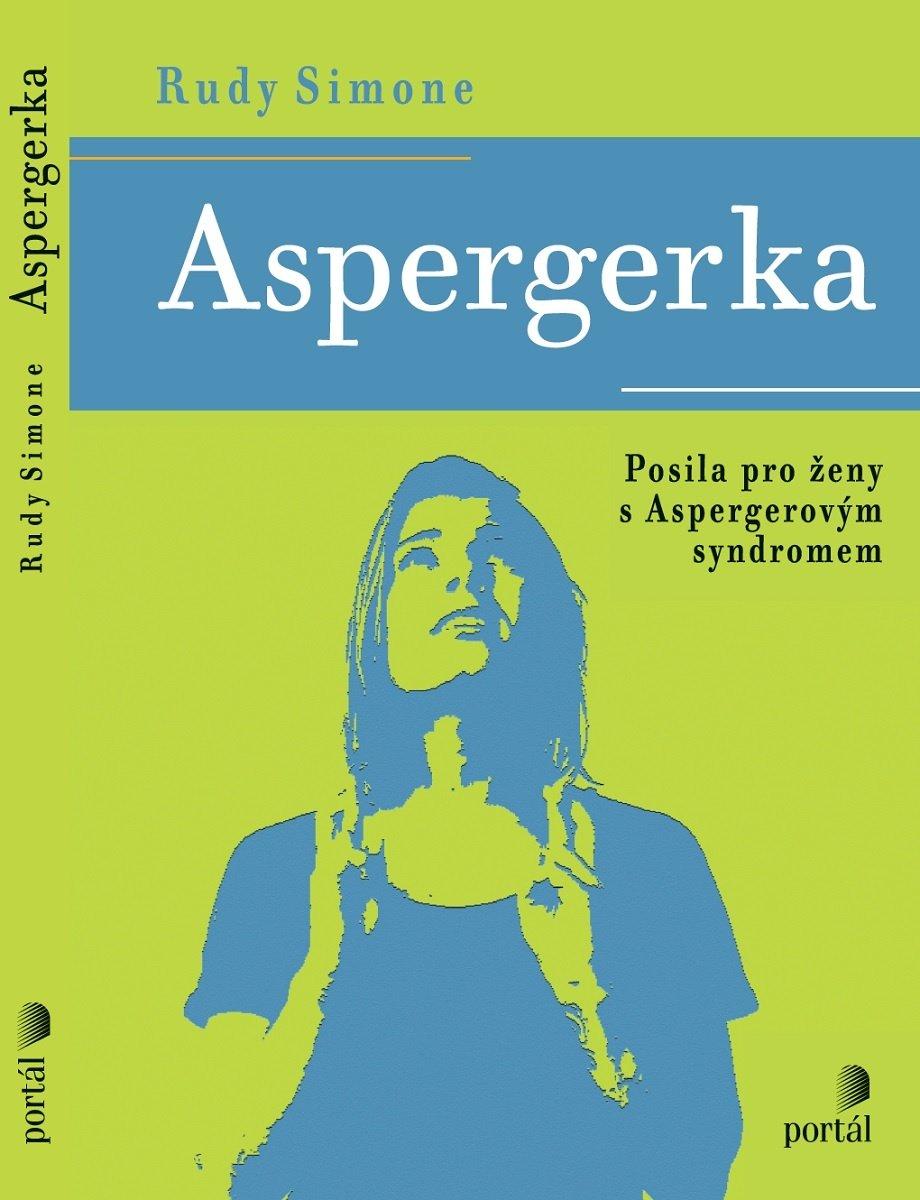 aspergeruv syndrom ženy radce kniha rudy simone aspergerka