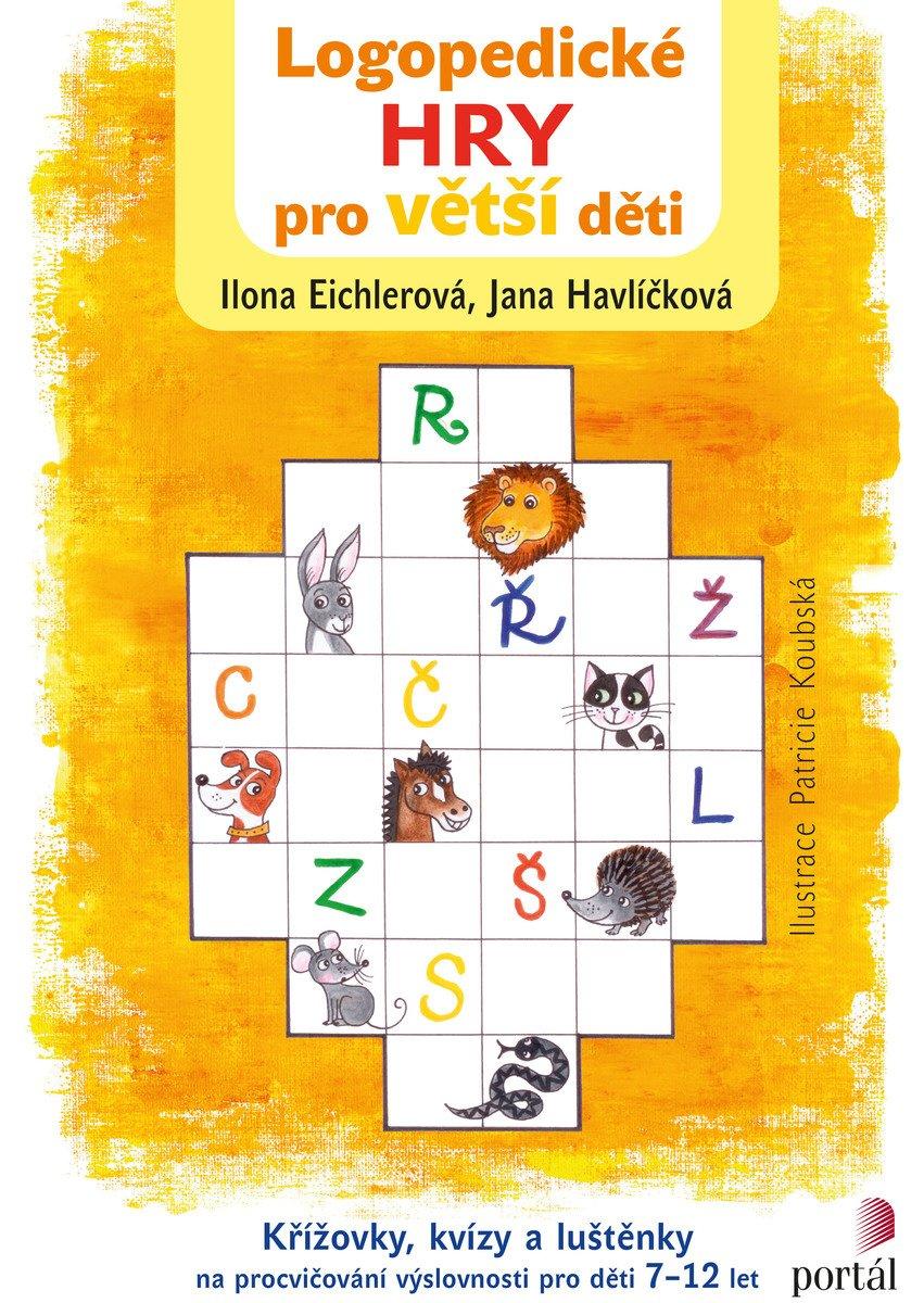 Logopedické hry, Havlíčková, Eichlerová