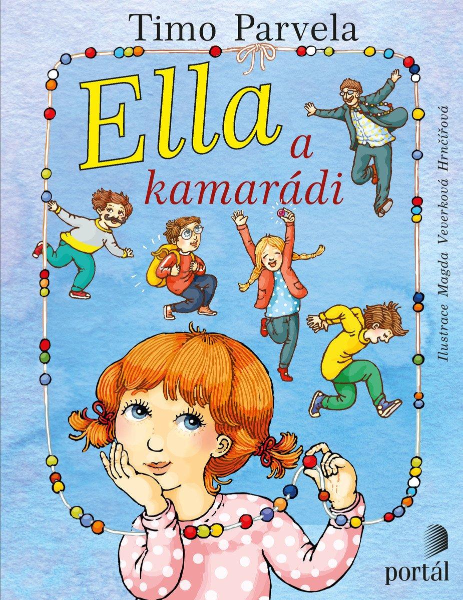 Ella a kamarádi série knihy pro děti Timo Parvela