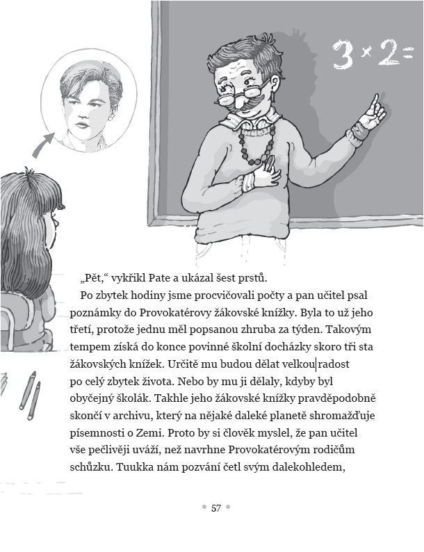 Ella a kamarádi série knihy pro děti Timo Parvela dobrodružství