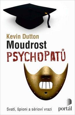 Moudrost psychopatů - obálka