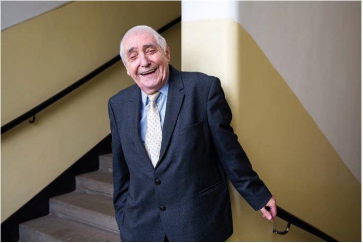 psycholog psychiatr Radkin Honzák lékař pedagog