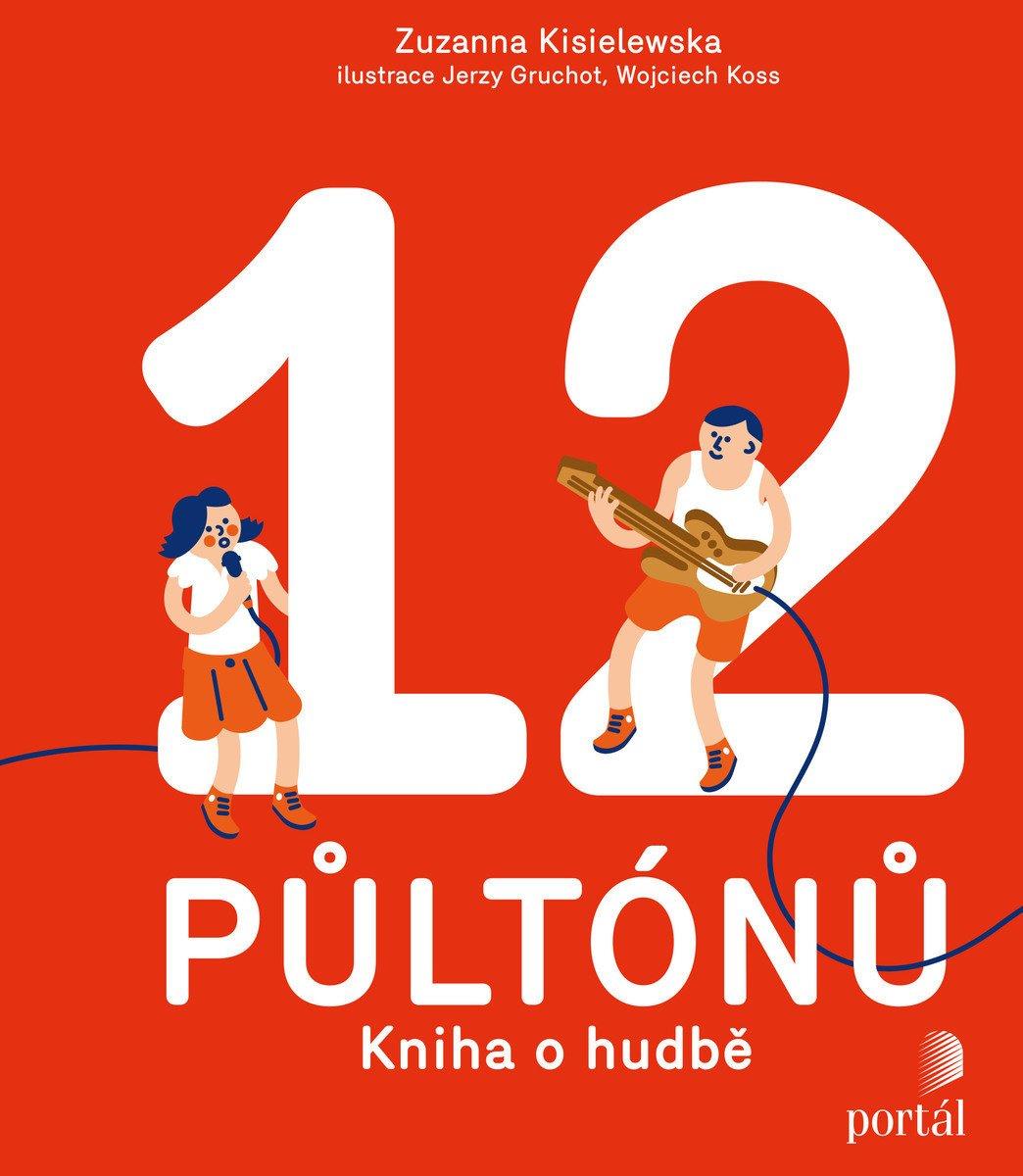 Zuzanna Kisielewska 12 půltónů kniha o hudbě
