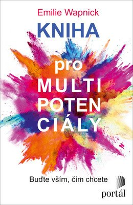 Kniha pro multipotenciály obálka Emilie Wapnick