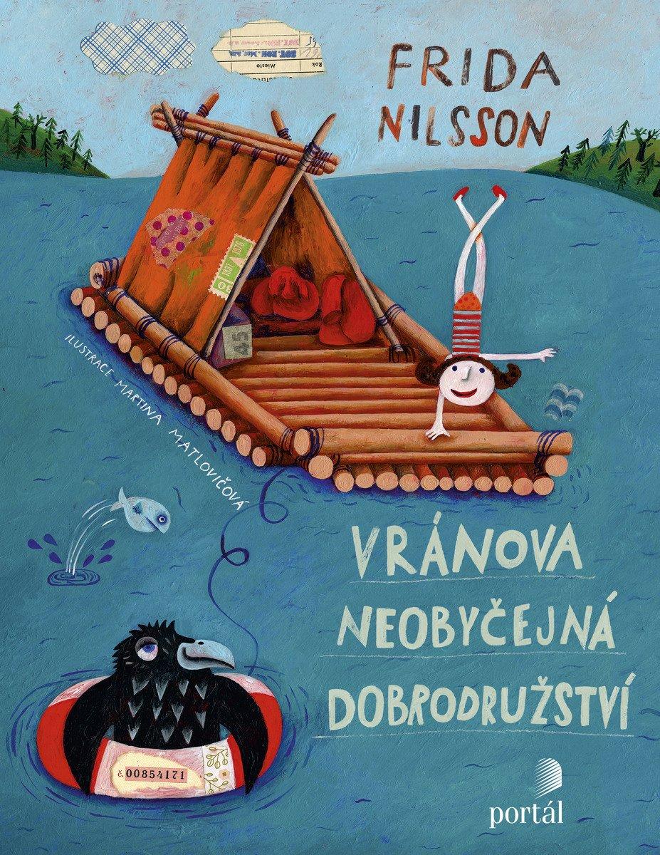 Vránova neobyčejná dobrodružství, Frida Nilsson