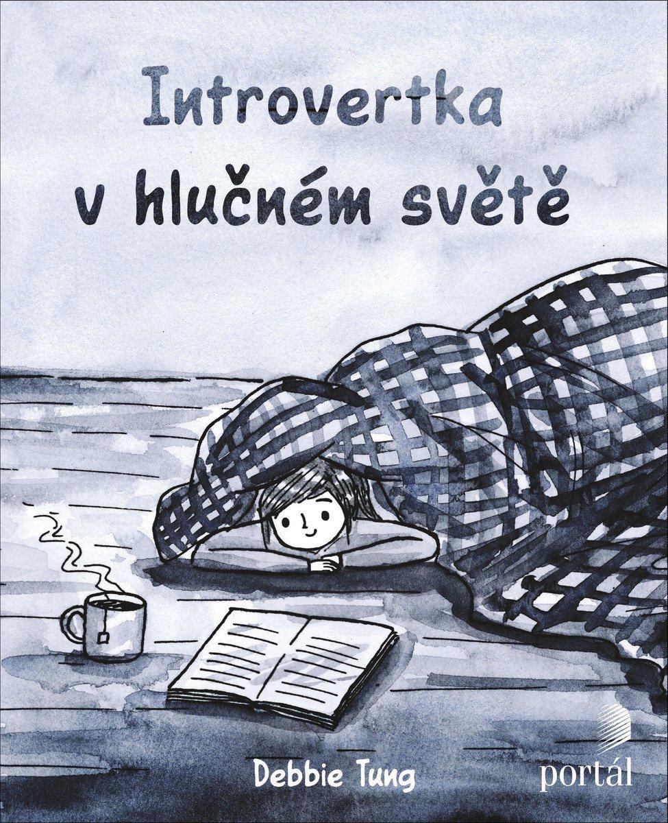 Introvertka v hlučném světě, Debbie Tung, komiks