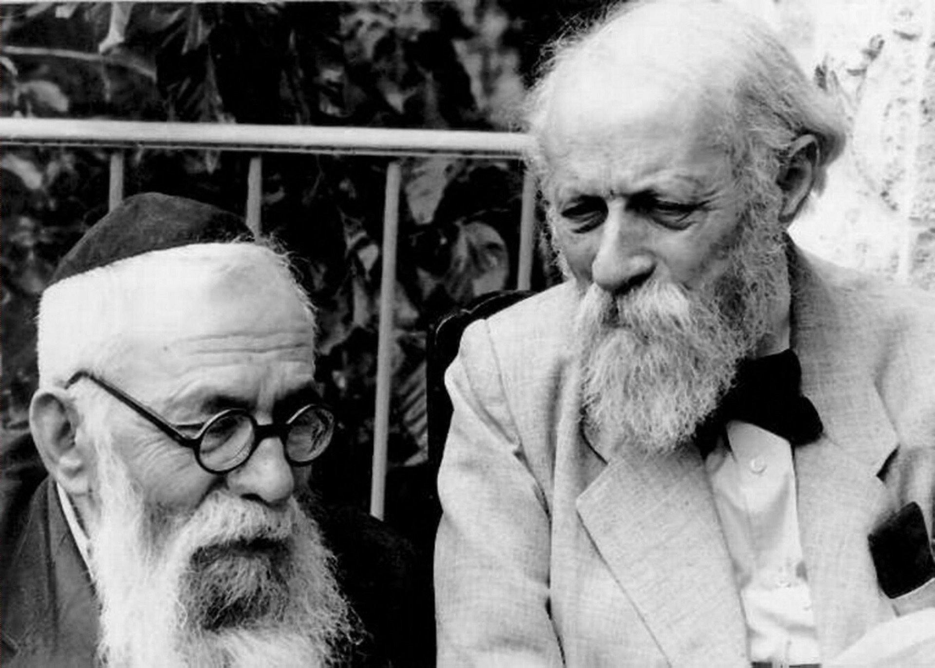 Martin Buber filozofie filozof Já a Ty dialog