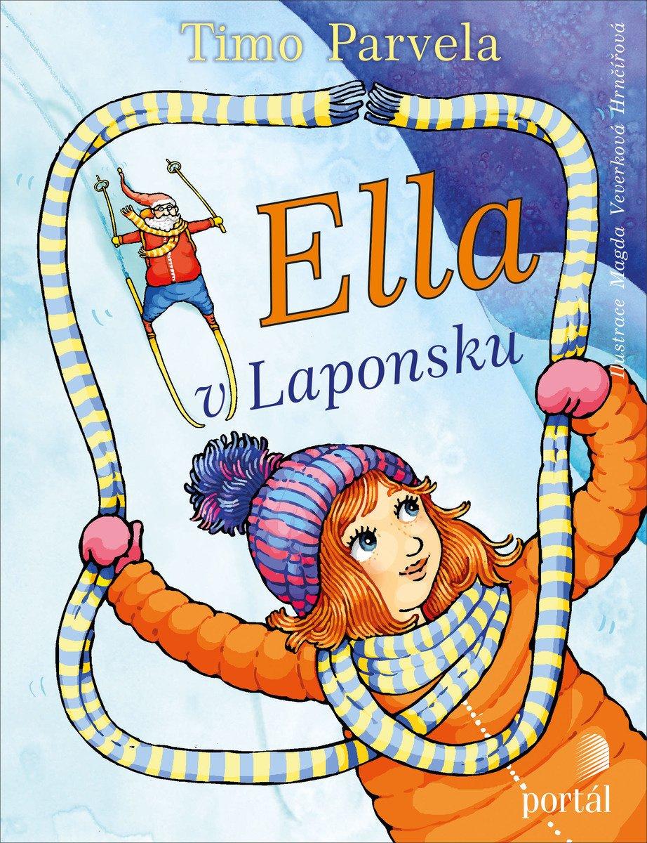 Timo Parvela Ella v Laponsku Alžběta Štollová Magda Veverková - Hrnčířová