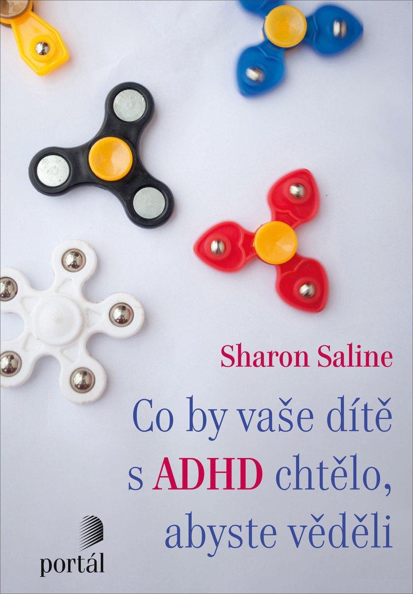 Sharon Saline ADHD tipy dítě děti pro rodiče