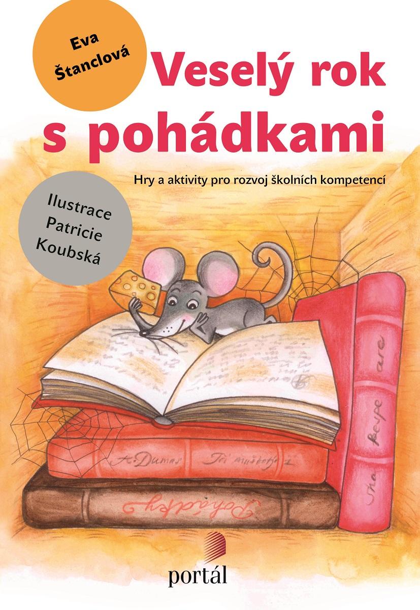 Veselý rok s pohádkami, Eva Štanclová, hry a aktivity, předškoláci