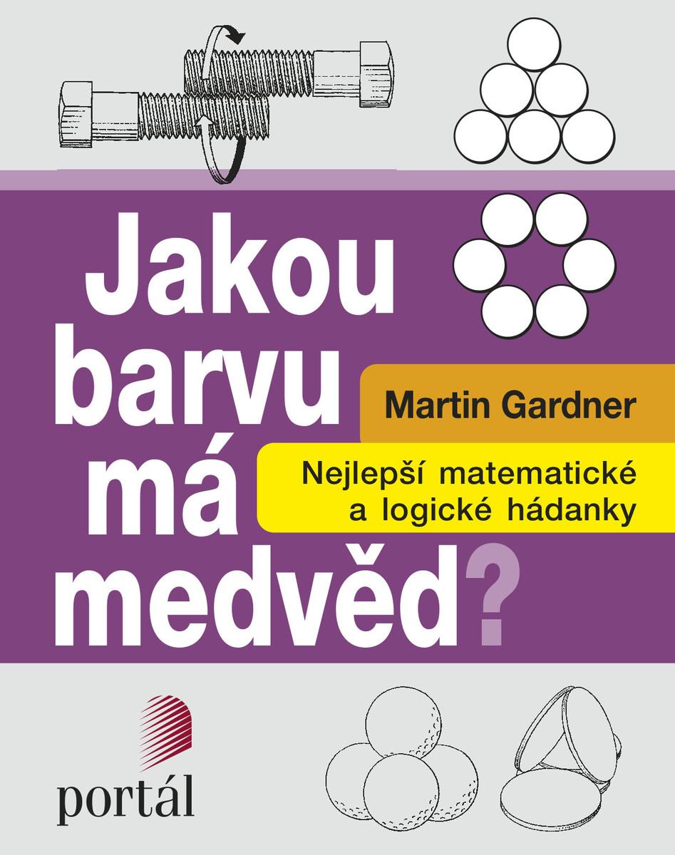 Jakou barvu má medvěd Martin Gardner