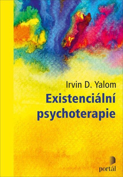 Yalom Existenciální psychoterapie obálka