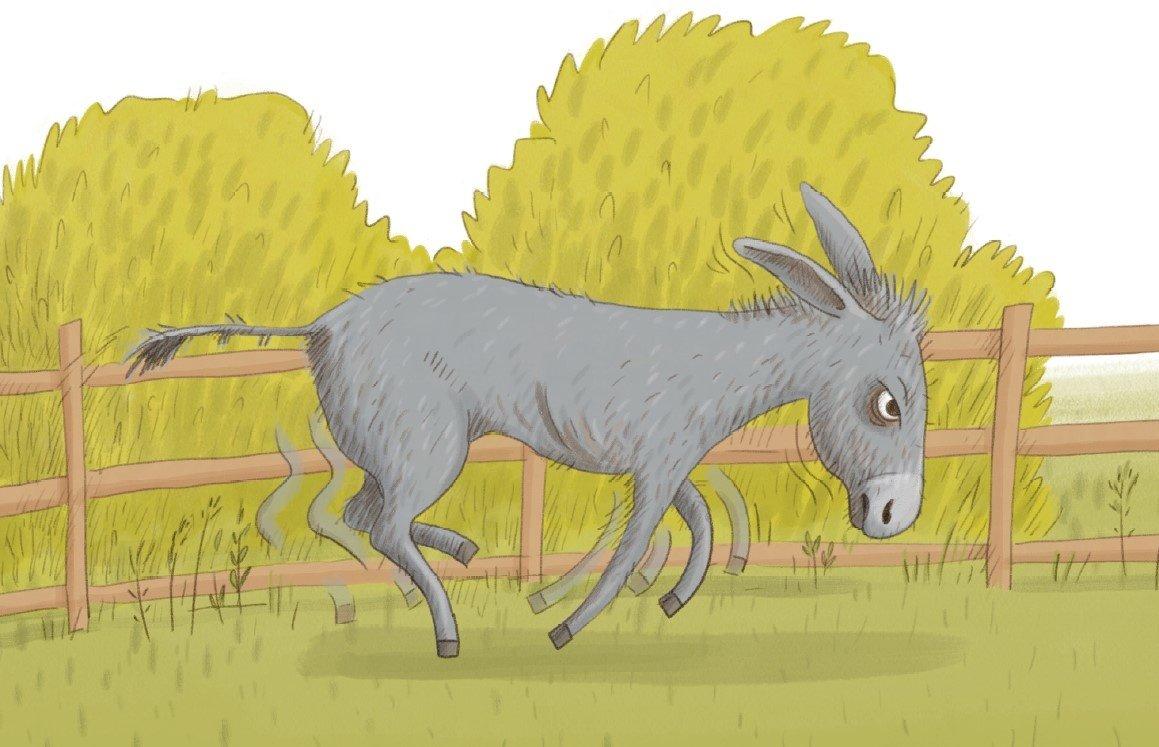 Poněkud zvláštní kůň Frida Nilsson