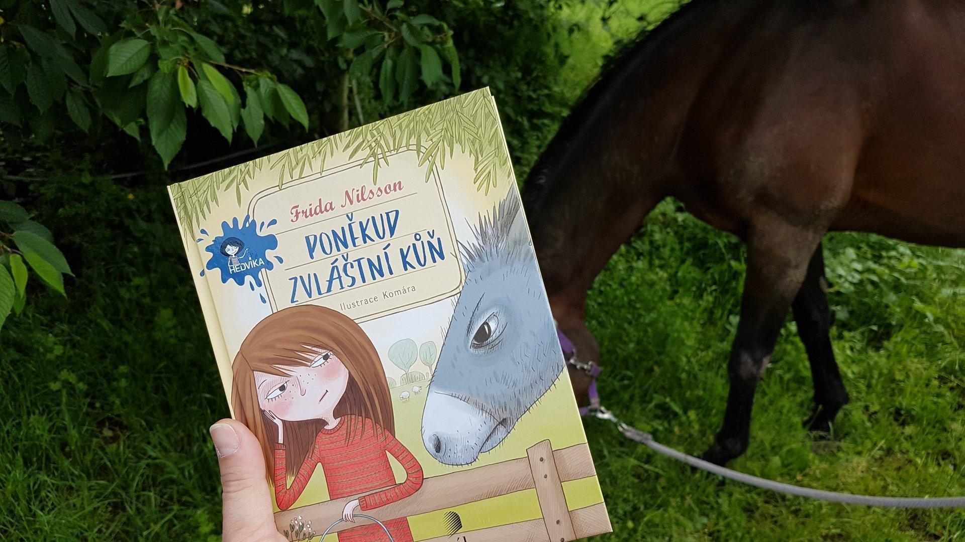 Poněkud zvláštní kůň Nilsson, Frida