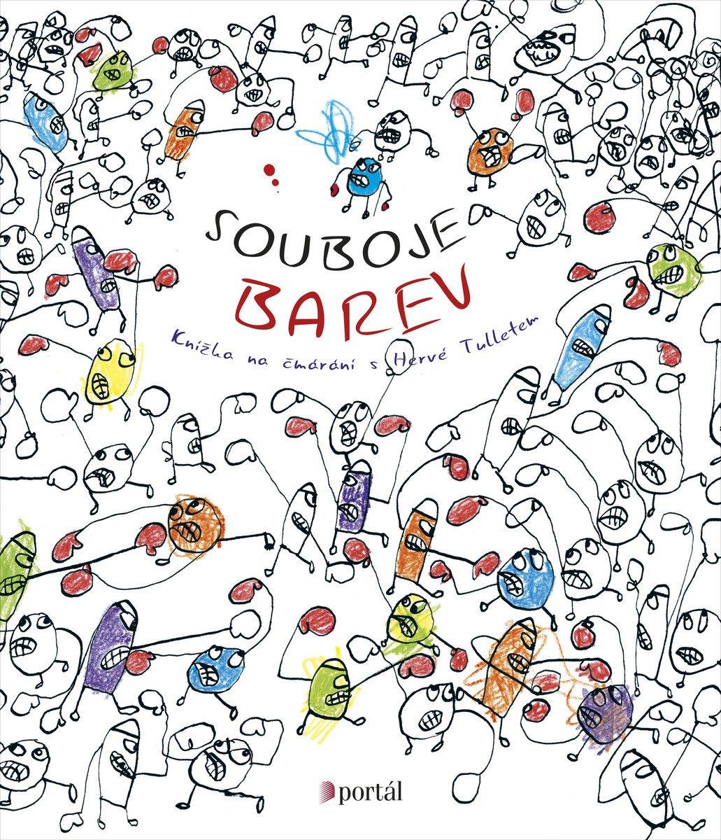 Souboje barev, Hervé Tullet