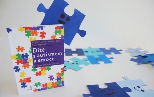 Dítě s autismem a emoce, Tony Attwood, Angela Scarpa, Anthony Wells, autismus, PAS