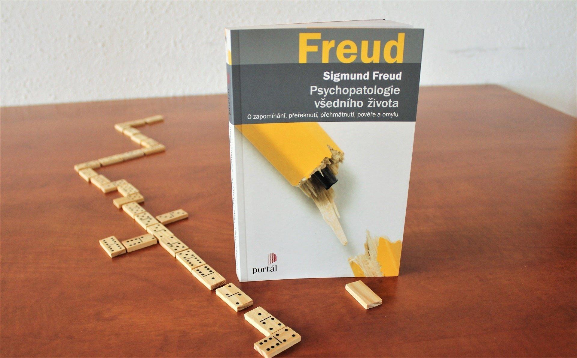 Sigmund Freud Psychopatologie všedního života Portál