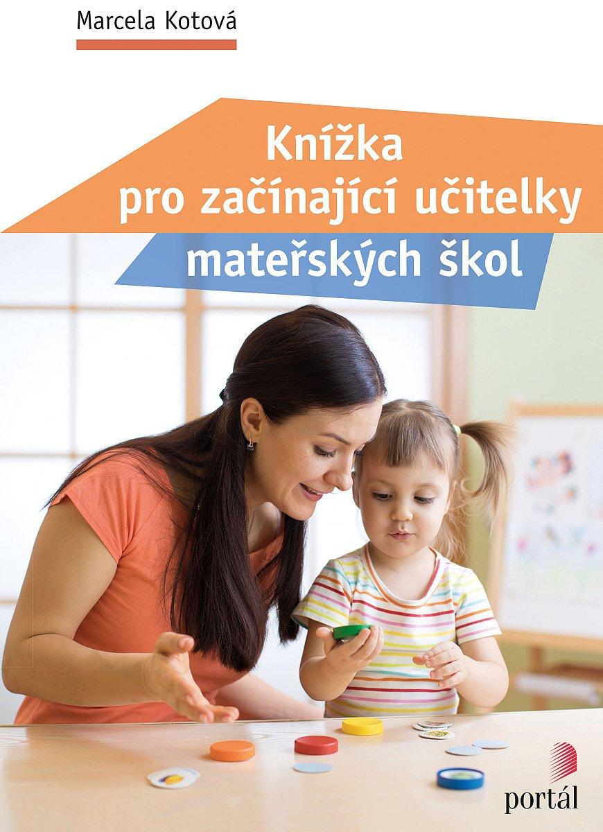 Knížka pro začínající učitelky MŠ, Marcela Kotová, pedagogická praxe